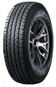 Nexen 235/70 R16 all terrain tyres Radial A/T 4X4 EAN: 8807622190346