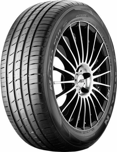 N'Fera RU1 Nexen BSW tyres