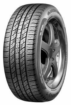 Kumho Crugen Premium KL33 2167683 car tyres