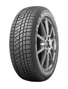 Autobanden 215/60 R17 Voor VW Kumho Wintercraft WS71 2248843