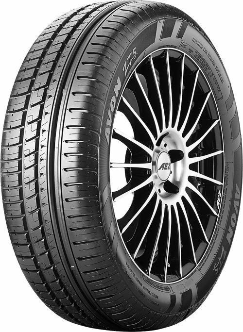 ZT5 Avon BSW tyres