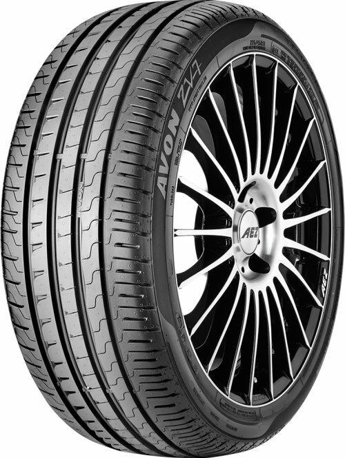 ZV7 Avon BSW tyres