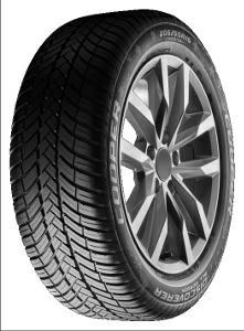 DISCA/S S680110 VW TIGUAN Pneumatici 4 stagioni