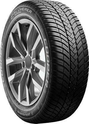DISCA/SXL Cooper tyres