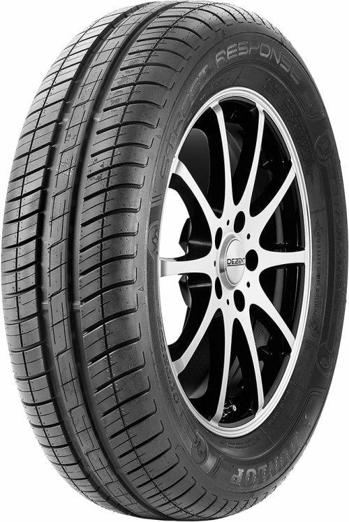 SP Street Response 2 Dunlop tyres