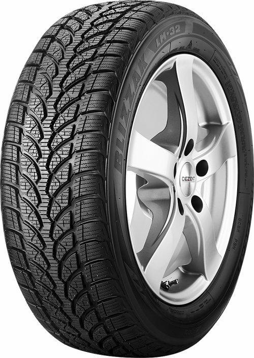 Dæk til personbiler Bridgestone 225/55 R16 Blizzak LM-32 Vinterdæk 3286340221313