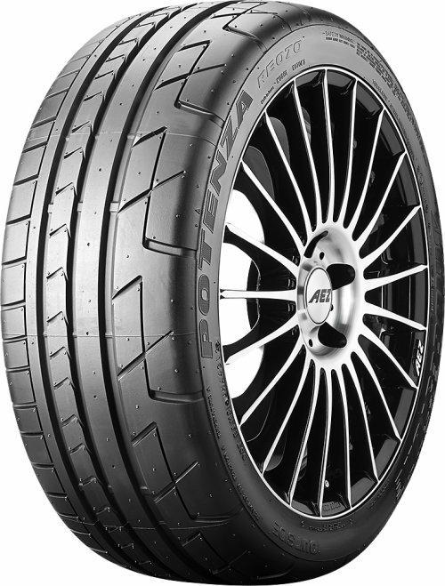 Bridgestone 255/40 ZR20 car tyres Potenza RE070 R EAN: 3286340229913