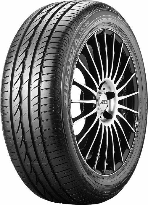 Gomme automobili Bridgestone 185/65 R15 Turanza ER 300 Ecopi EAN: 3286340298711