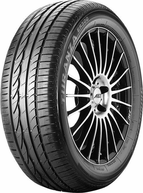 Turanza ER300 Ecopia Bridgestone Felgenschutz BSW pneumatici