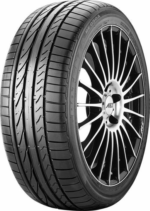 Bridgestone 245/40 R18 car tyres Potenza RE050A EAN: 3286340425612