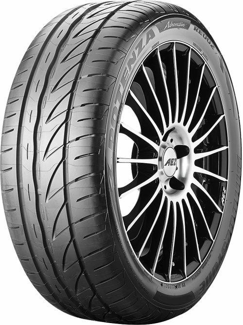 Bridgestone 225/40 R18 car tyres Potenza Adrenalin RE EAN: 3286340432313