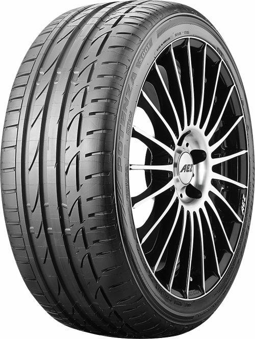 Tyres 245/40 R18 for CHEVROLET Bridgestone Potenza S001 RFT 4811