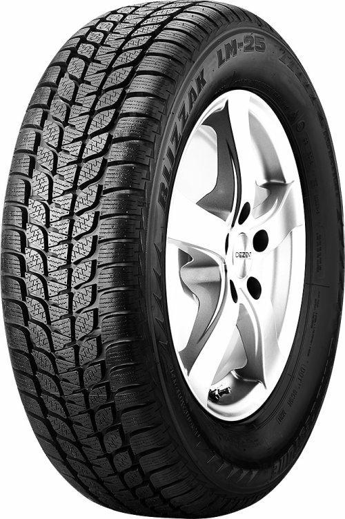 Reifen 195/55 R16 passend für MERCEDES-BENZ Bridgestone Blizzak LM-25 4857