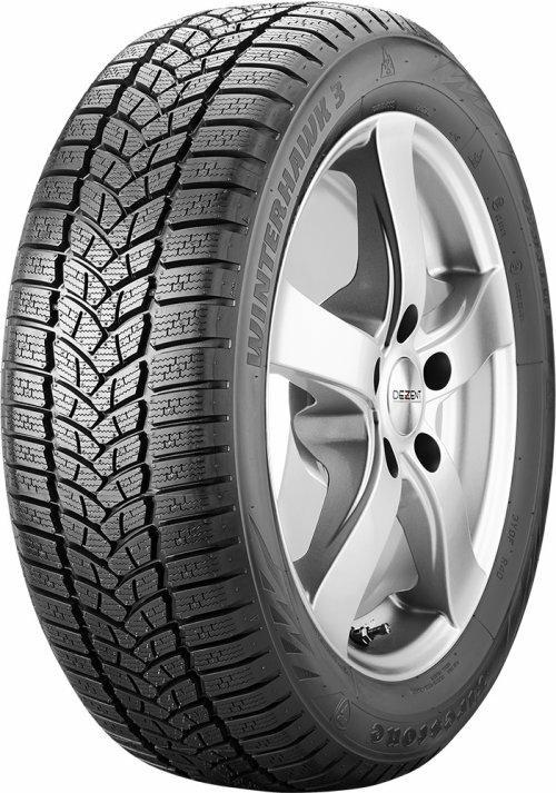 Winterhawk 3 Firestone tyres