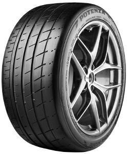 Potenza S007 RFT Bridgestone Felgenschutz Reifen