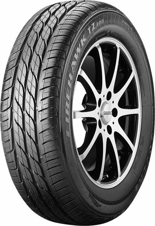 TZ200 Firestone Felgenschutz Reifen