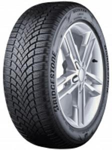 Winter tyres Bridgestone Blizzak LM 005 EAN: 3286341529012