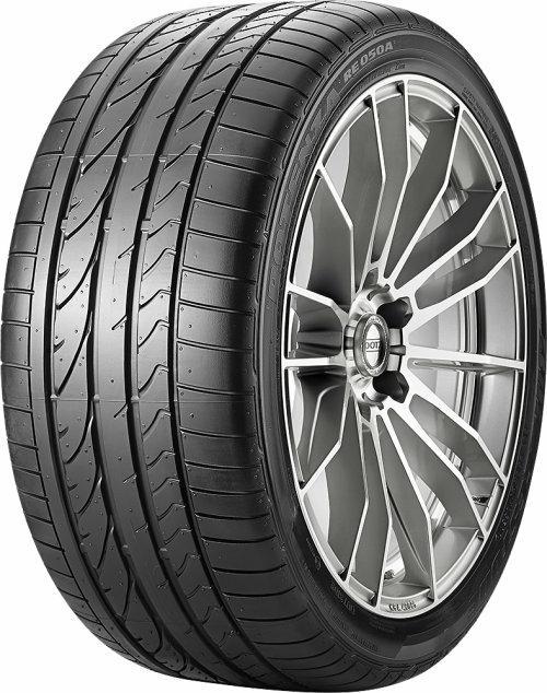 Potenza RE050A Bridgestone Felgenschutz BSW renkaat