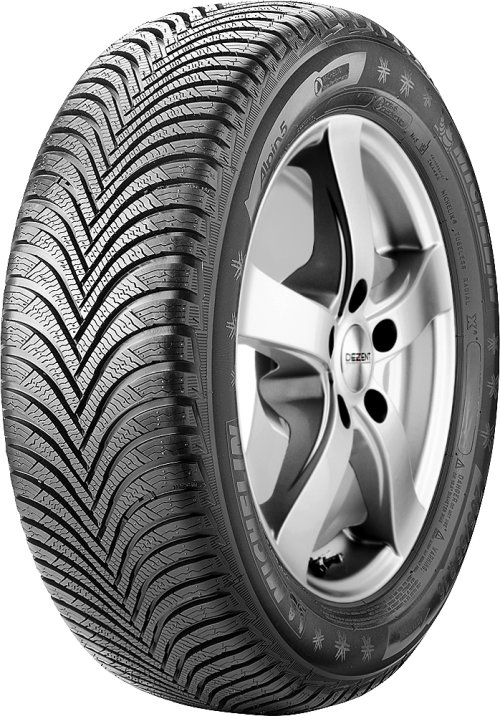 Alpin 5 Michelin pneus
