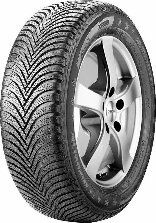 Alpin 5 Michelin Felgenschutz BSW tyres