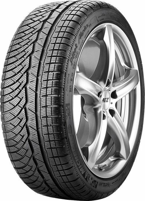 Pilot Alpin PA4 Michelin Felgenschutz pneus