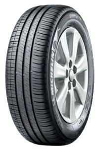 Energy XM2 Michelin tyres