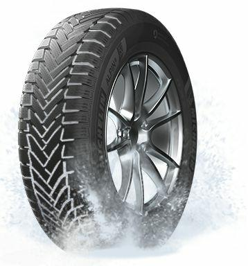 Michelin 205/55 R17 auton renkaat Alpin 6 EAN: 3528703834557