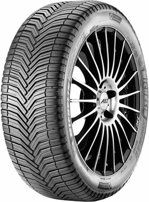 CrossClimate + Michelin tyres