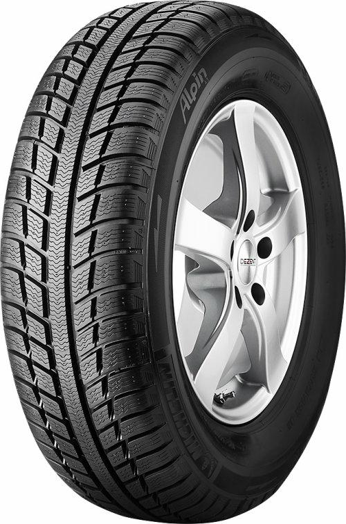 Alpin A3 Michelin tyres