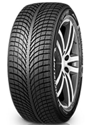 Latitude Alpin LA2 Z 255/55 R18 from Michelin