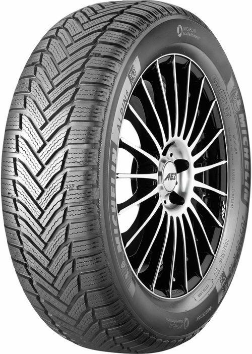 Gomme invernali Michelin ALPIN 6 M+S 3PMSF EAN: 3528709609203