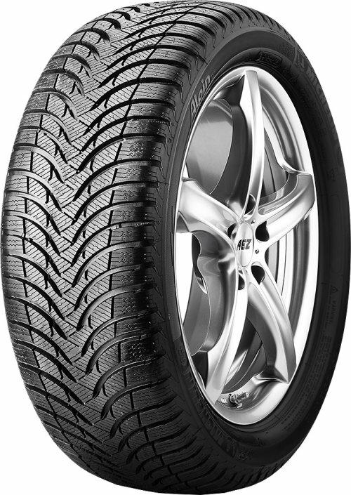 ALPIN A4 M+S 3PMSF Michelin BSW tyres
