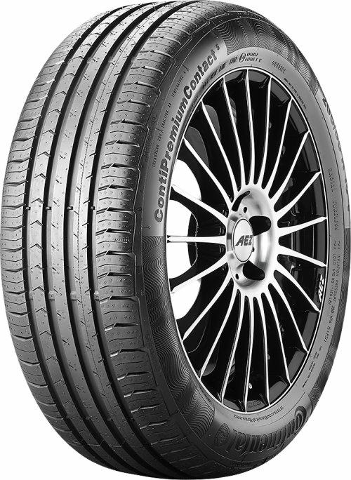 Summer tyres Continental CONTIPREMIUMCONTACT EAN: 4019238008852