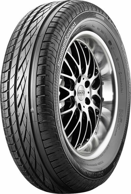 PRECON*SSR Continental pneus