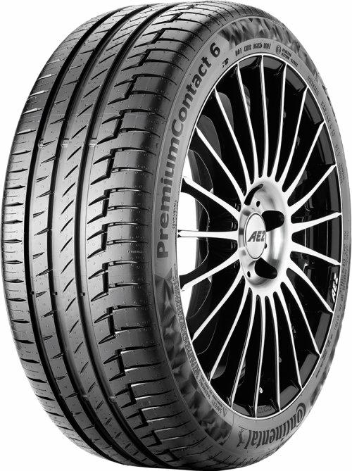 Passenger car tyres Continental 195/65 R15 PremiumContact 6 Summer tyres 4019238022209