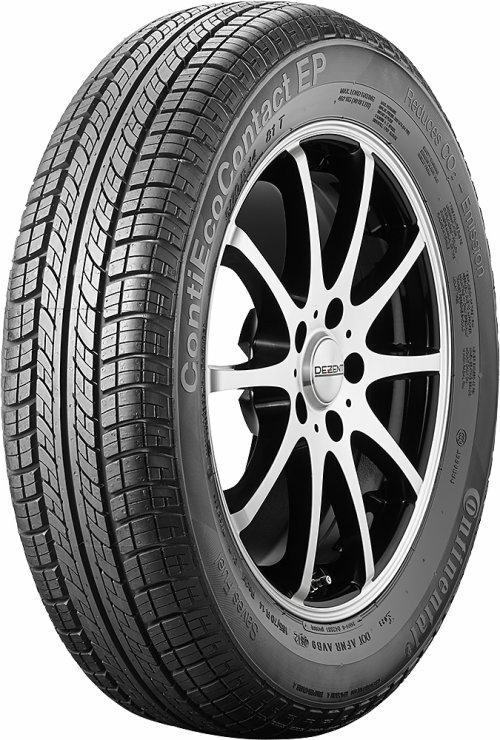Summer tyres Continental ECOEPFR EAN: 4019238159530