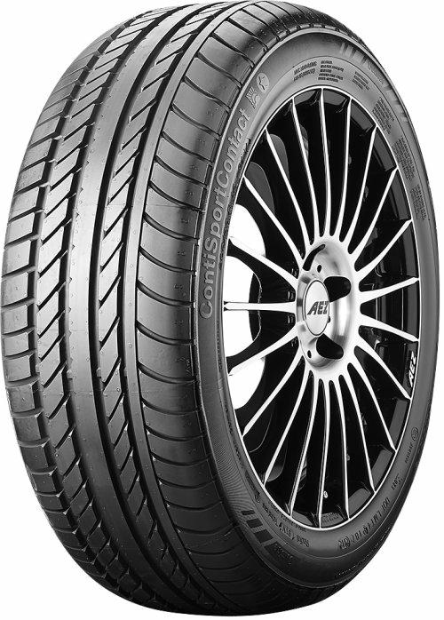 SportContact Continental tyres