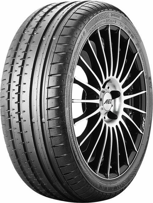 Continental ContiSportContact 2 0351339 car tyres