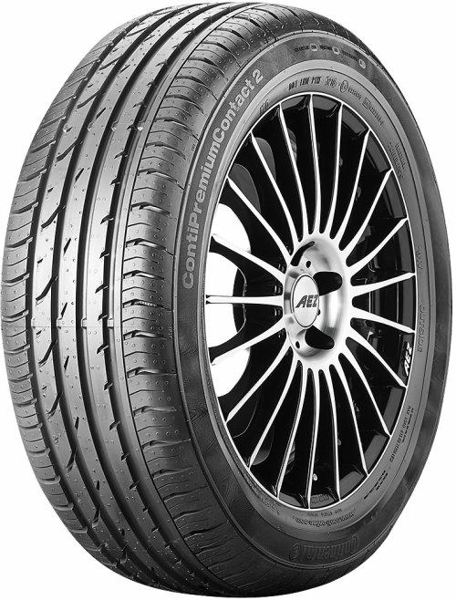 Summer tyres Continental ContiPremiumContact EAN: 4019238325126