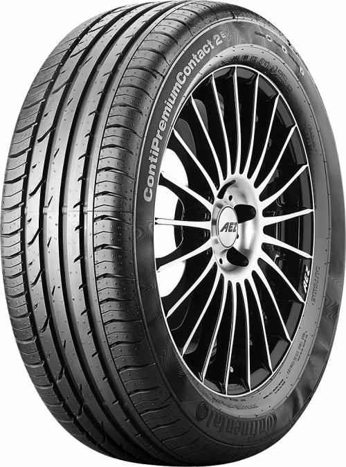 Continental PRECON2XLE 215/55 R18 suv summer tyres 4019238440355