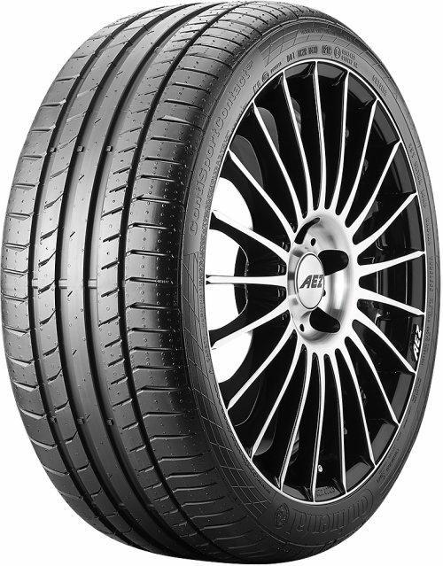 Summer tyres Continental SC-5P MO XL EAN: 4019238453485
