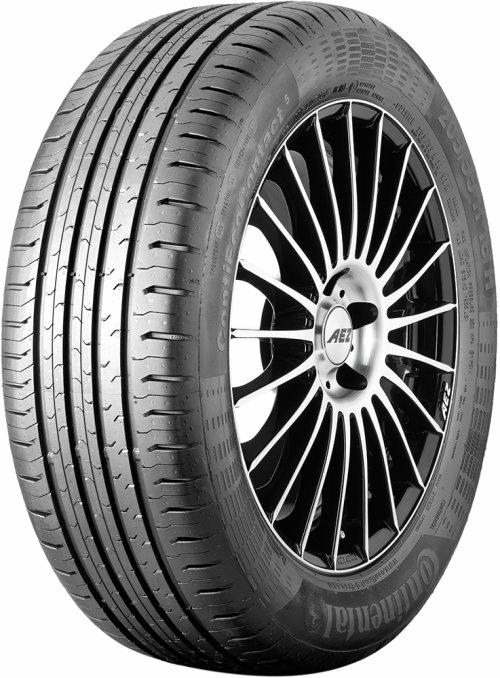 Passenger car tyres Continental 185/65 R15 ECO5XL Summer tyres 4019238500820