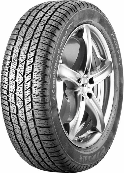TS830P* Continental BSW pneus