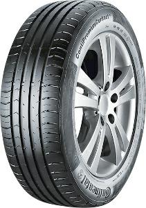 PREMIUM 5 Continental car tyres EAN: 4019238552041