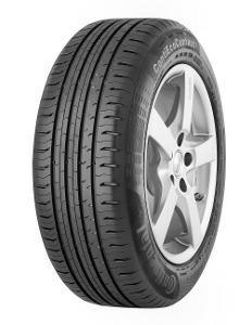 Los neumáticos para los coches de turismo Continental 215/60 R17 CONTIECOCONTACT 5 Neumáticos de verano 4019238584448