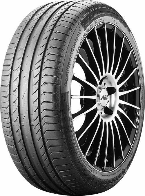 Continental 225/45 R17 car tyres ContiSportContact 5 EAN: 4019238599343