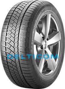 Continental 225/45 R18 banden TS-850 P MOE SSR XL EAN: 4019238640281