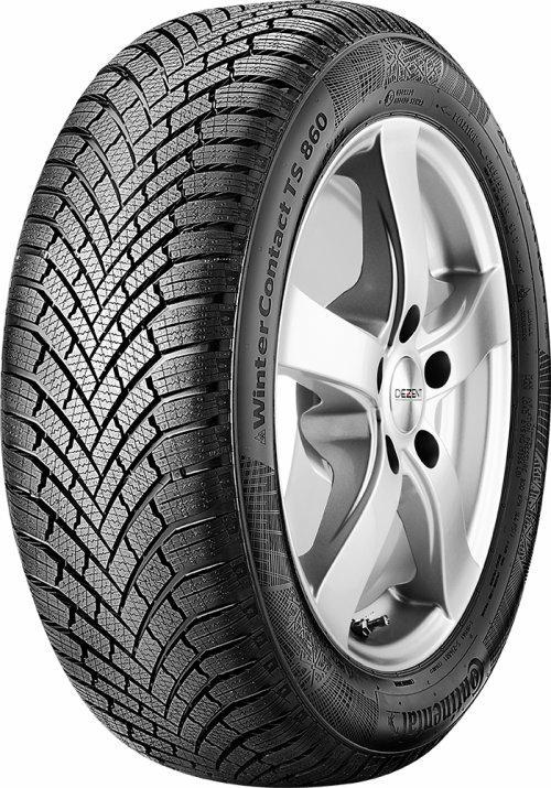 Comprare WINTERCONTACT TS 860 (195/65 R15) Continental pneumatici conveniente - EAN: 4019238741650