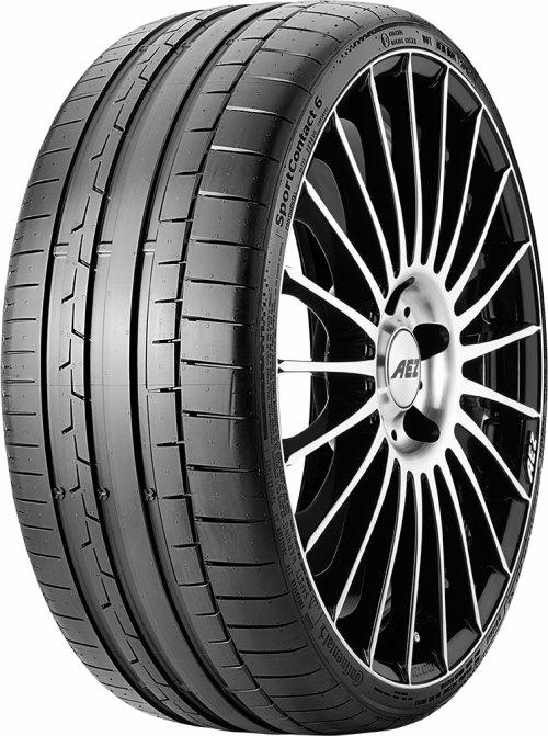 Continental SportContact 6 0358119 car tyres