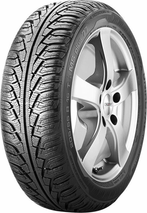 Tyres 195/65 R15 for TOYOTA UNIROYAL MS PLUS 77 M+S 3PM 0363038